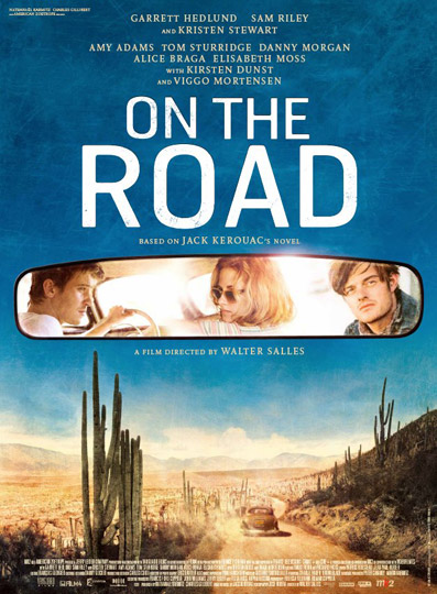 Official On the Road Movie Poster