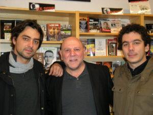 Charles Gilbert, Jerry Cimino, and Nathaniel Karmitz