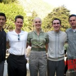 Cast Members Jason Wong, John Robinson, Brenda Marie King, Patrick Fischler, Henry Thomas