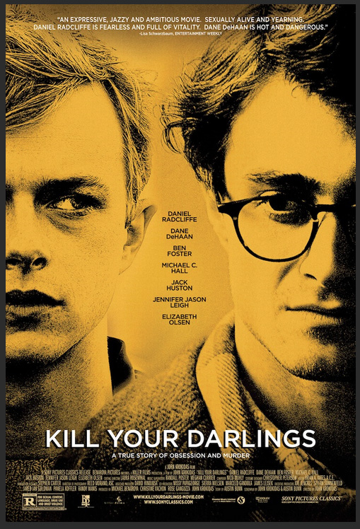 kill your darlings trailer Kill Your Darlings Clip and Photos Featuring Daniel Radcliffe and Dane DeHaan 509x748