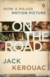 'On the Road' - Jack Kerouac (movie tie-in cover)
