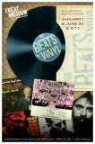Beats on Vinyl Poster