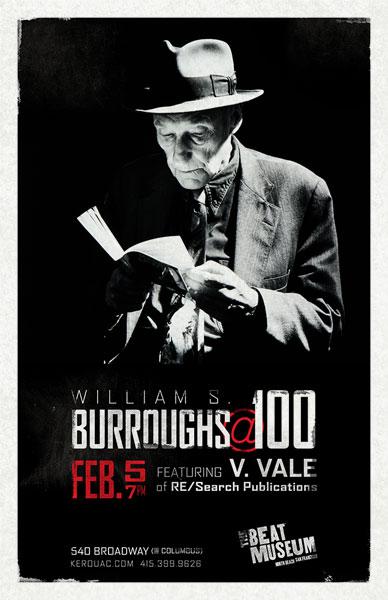 Burroughs@100