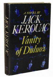 'Vanity of Duluoz' - First Edition, 1968