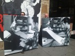 ...arriving at the Beat Museum!