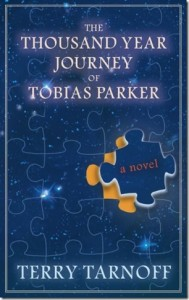 The Thousand Year Journey of Tobias Parker - Front cover[1]