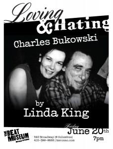 Linda King: Loving and Hating Charles Bukowski
