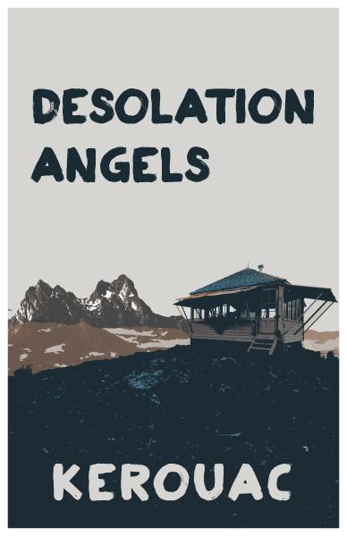 desolation angels kerouac