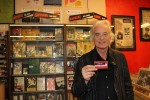 Jimmy Page at the Beat Museum