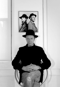 Bowie beneath Bowie and Burroughs