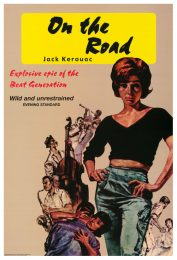 On the Road UK Poster