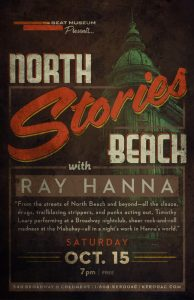 North Beach Stories with Ray Hanna
