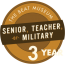 Senior, Teacher, or Military - 3 Years