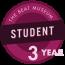 Student - 3 Years