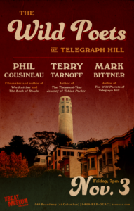 Wild Poets of Telegraph Hill