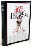 who killed hunter s. thompson