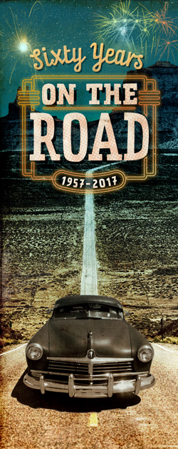 60 Years On the road