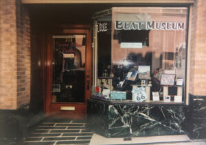 beat museum monterey storefront