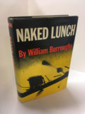 naked lunch signed first edition