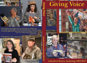 Giving Voice: LaborFest Anthology