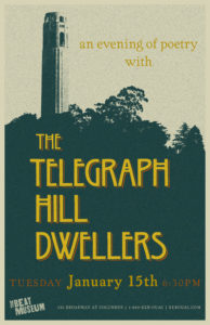An Evening of Poetry with the Telegraph Hill Dwellers