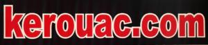 Kerouac.com Sticker
