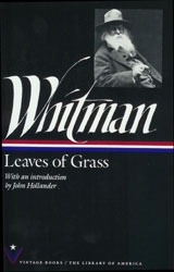 Leaves Of Grass, by Walt Whitman
