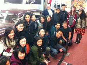 Nicole Henares' Students