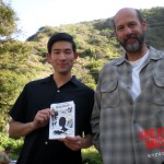 Jason Wong (as Ferlinghetti's friend Victor Wong - no relation) and Anthony Edwards as Lawrence Ferlinghetti