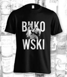 Bukowski T-Shirt (front)