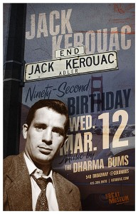 Kerouac's 92nd Birthday