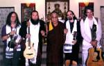 The Dharma Bums with the Dalai Lama
