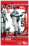 Burroughs 95th Birthday Poster