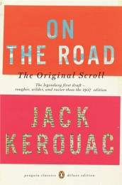 On the Road - The Original Scroll