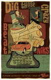 Dig Those Crazy Beatniks Poster