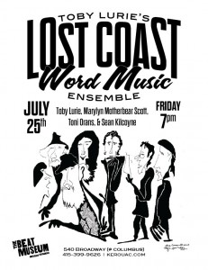 Toby Lurie's Lost Coast Word-Music Ensemble