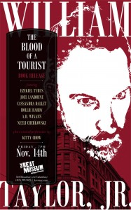 William Taylor, Jr.  - The Blood of a Tourist