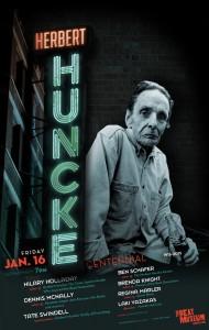 Herbert Huncke Centennial