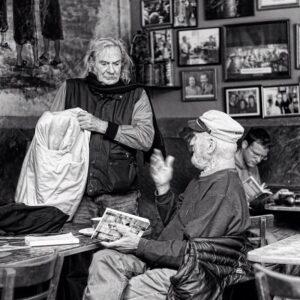 Jack Hirschman & Lawrence Ferlinghetti
