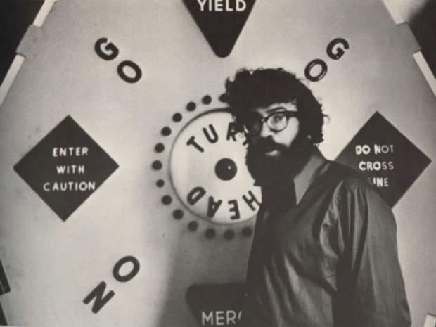 Gerd Stern in 1963