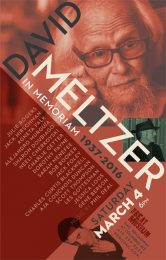 Tribute to David Meltzer