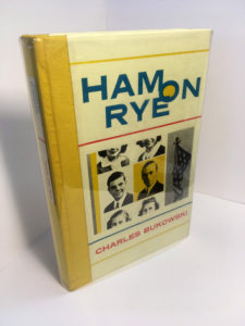 ham on rye signed first edition