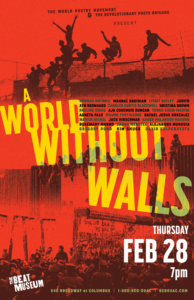 World Without Walls - Feb. 28th