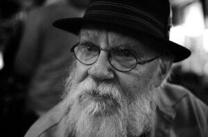 Peter Sherburn-Zimmer, photo by Daniel Heffez