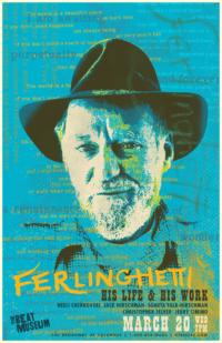 Ferlinghetti poster