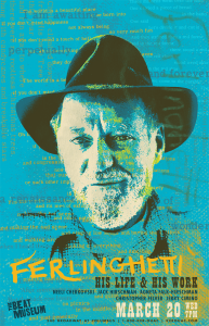 Ferlinghetti: His Life & His Work