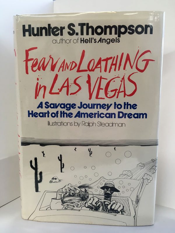 Fear and Loathing in Las Vegas - First Edition