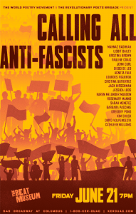 Calling All Anti-Fascists