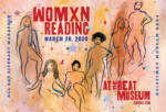 Womxn Reading at the Beat Museum