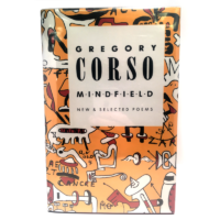Mindfield (1989) by Gregory Corso - Signed by Corso and Burroughs